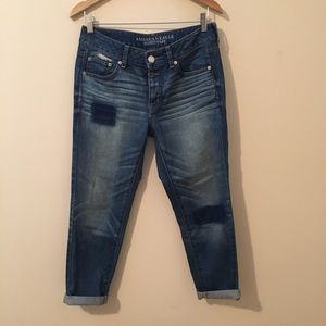 American Eagle | Boy Crop Jeans